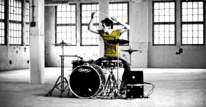 Drumsles, drumlessen Oisterwijk bij Groovability.nl, de popschool van de NU!