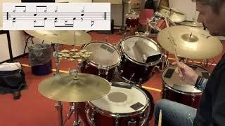 Cross Rhythm (RH-LF)