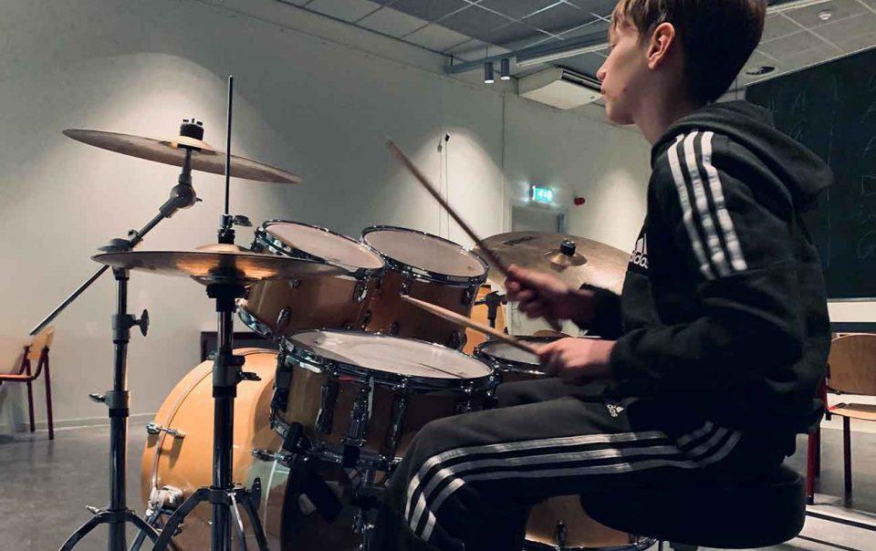 Extra muzieklessen